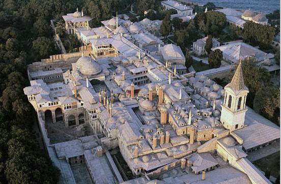 Дворец Топкапы — сердце Стамбула