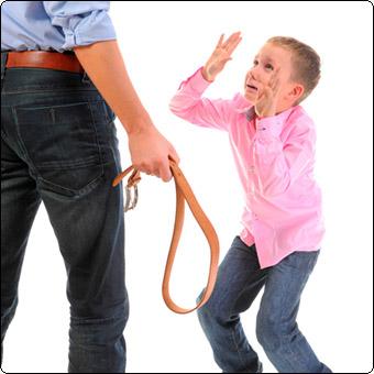 Как рукоприкладство сказывается на ребенке
