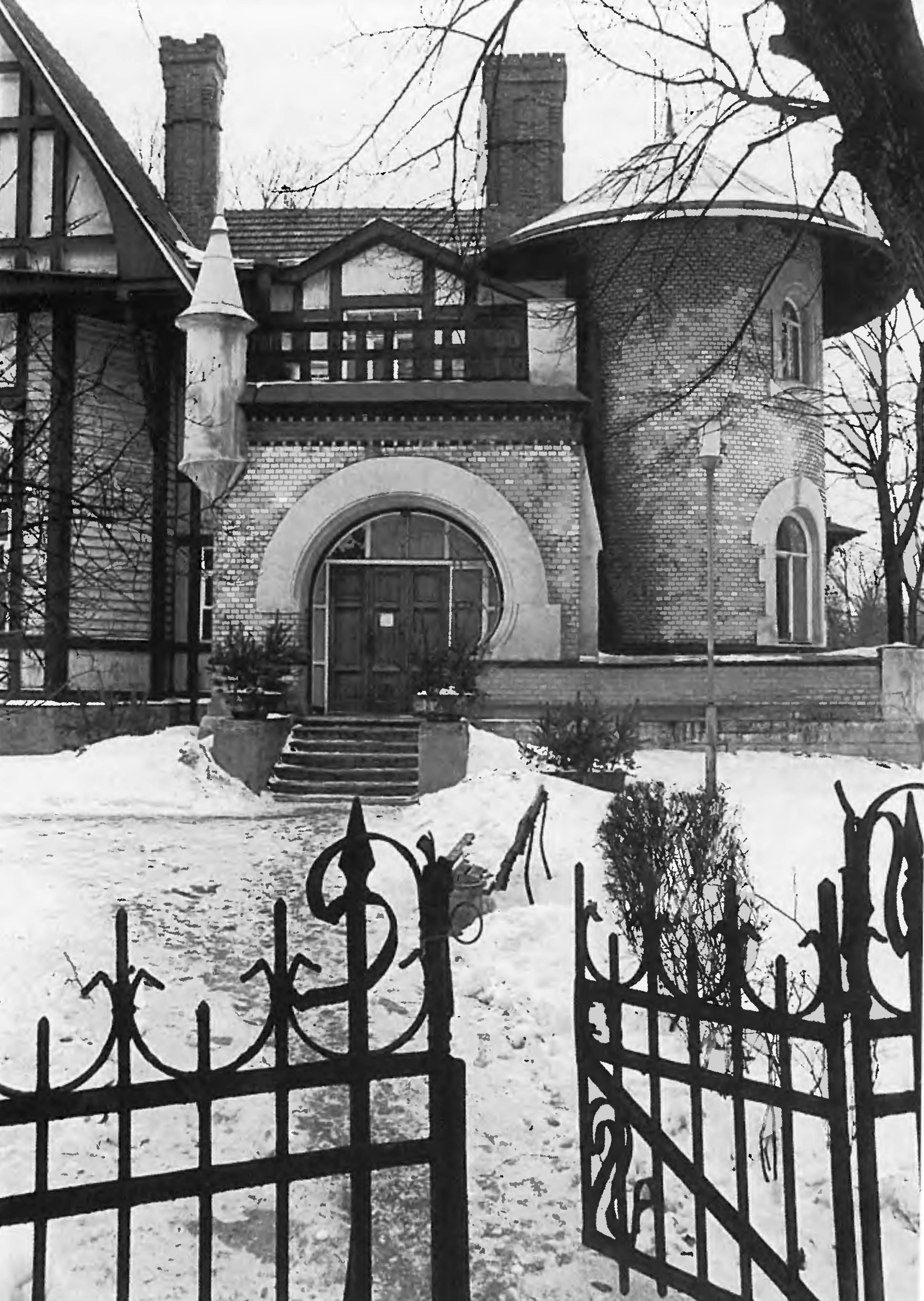 Влияние американской архитектуры конца XIX в