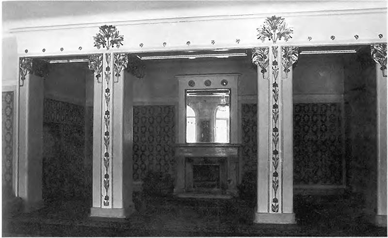 Камин в доме Фолленвейдера