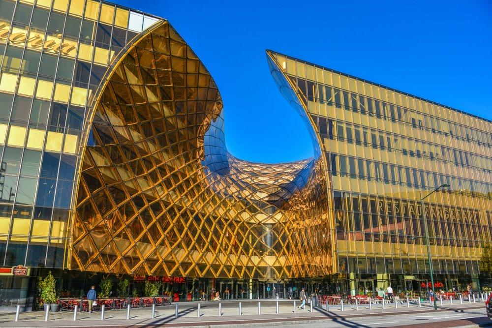 Город истории и искусств - Мальмё