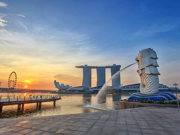 Сингапур – туристический рай южной Азии