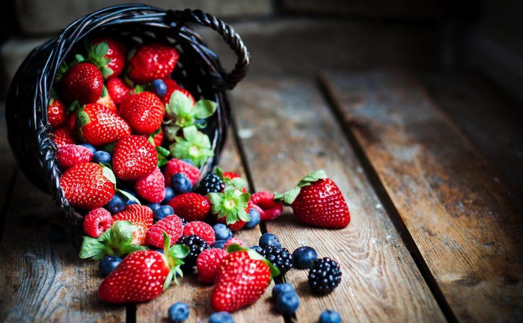 10 ягод для здоровья
