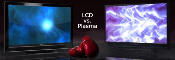 LCD и плазма