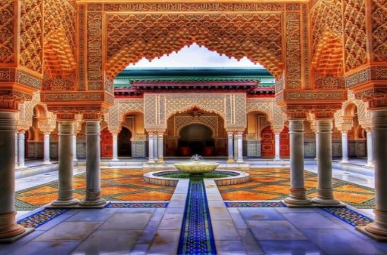 Марракеш — красное сердце Марокко