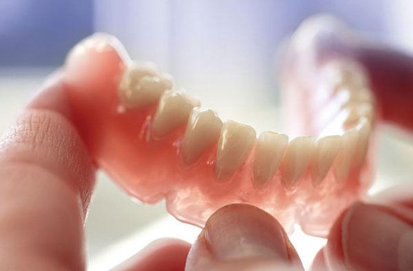 Материалы используемые для съемного протезирования в стоматологии