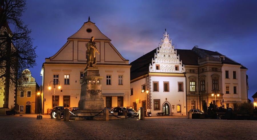 Чешский город-табор - Табор