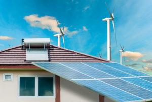 Альтернативные источники энергии: жизнь за городом без проблем