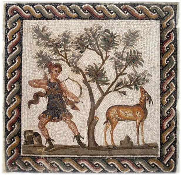 Культ Артемиды в античном Херсонесе.