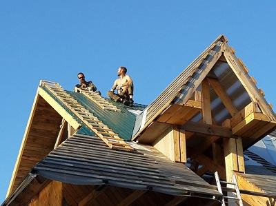 Совмещенные крыши - всё что нужно знать и учитывать