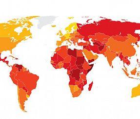 Коррупция в странах Африки