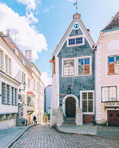 Эстония туристическая
