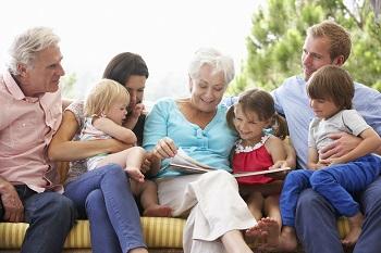 Образ семьи в рекламе