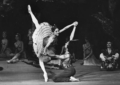 Иван Вальберх у истоков русского балета