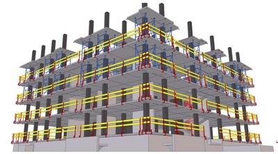 Технология возведения зданий системой КУБ
