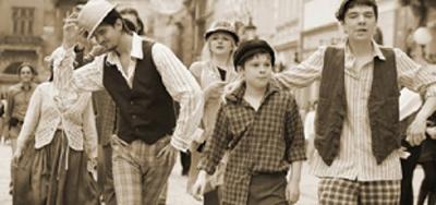Из истории городских субкультур: львовские батяры