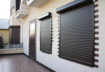 Роллетные алюминиевые системы для вашего дома