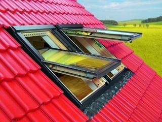 Мансардное окно как важный функциональный элемент дома