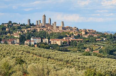 10 городов Тосканы