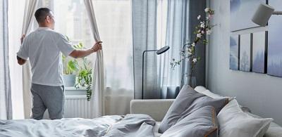 Чистый воздух в спальне