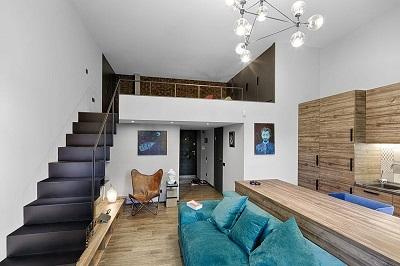 Сооружаем мезонин в городской квартире: экономим пространство с умом