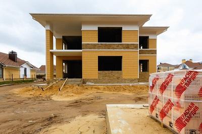Последовательность работ при строительстве дома в открытом корпусе