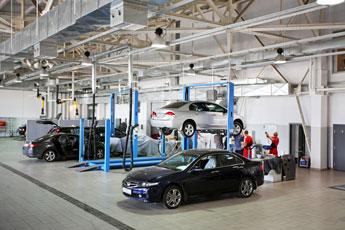 Три главных показателя станции техобслуживания автомобилей