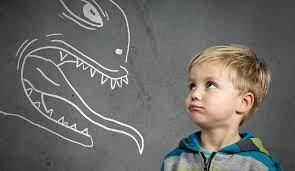 Детские страхи — как с ними справиться?