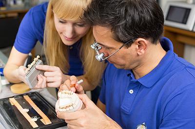 Лабораторная анкета от имплантолога до зубного техника
