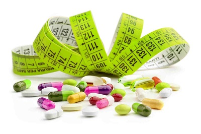 Вещества в диетических добавках для похудения