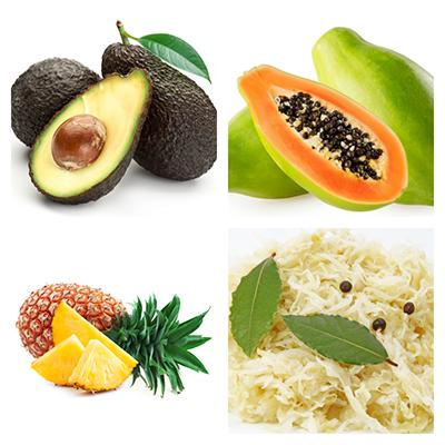 Ферменты в продуктах