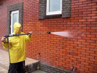 Основные методы и технологии очистки наружных фасадов