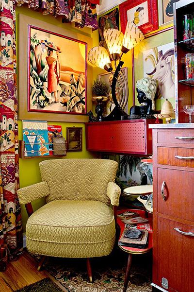 """Стиль """"китч"""" в квартире — нееобычный дизайн для необычных людей"""