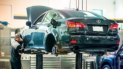 Ремонт Lexus — не самая простая задача