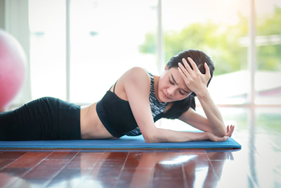 Признаки того, что ваше тело нуждается в отдыхе от тренировок