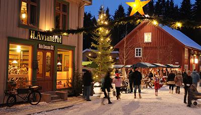 Магия норвежского Рождества