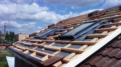Как законно заменить крышу на старой постройке?