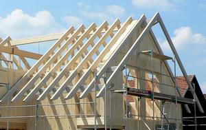 Виды крыш и состав стропильной системы. Этапы строительства