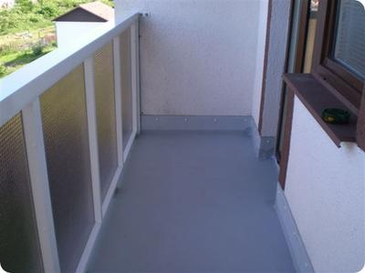 Эффективная гидроизоляция балкона, террасы или лоджии