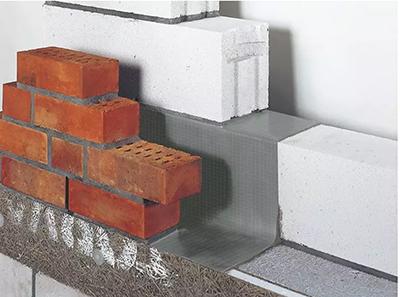 Где следует предусмотреть гидроизоляцию стен дома